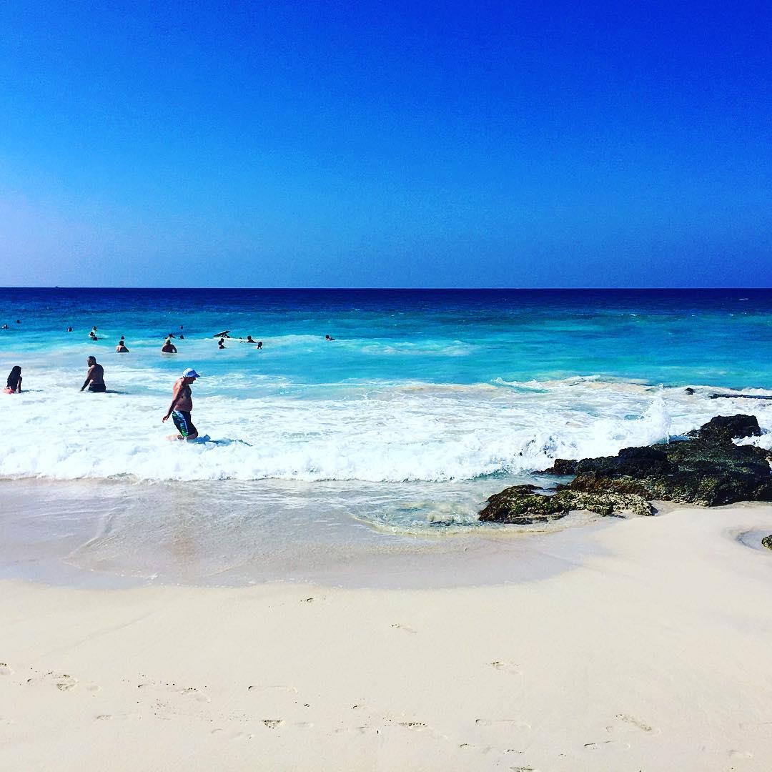 Big Island Beaches: Manini'owali Beach At The Big Island Hawaii