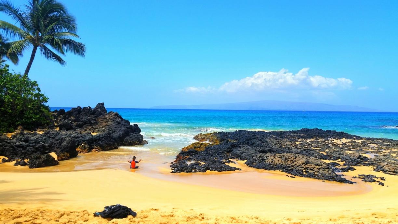 Best Snorkeling Beach In Wailea