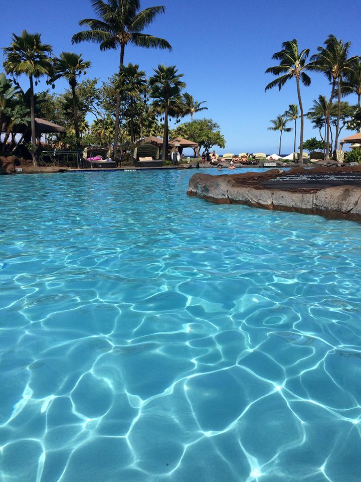 The Westin Kaanapali Ocean Resort Villas Hawaii On A Map