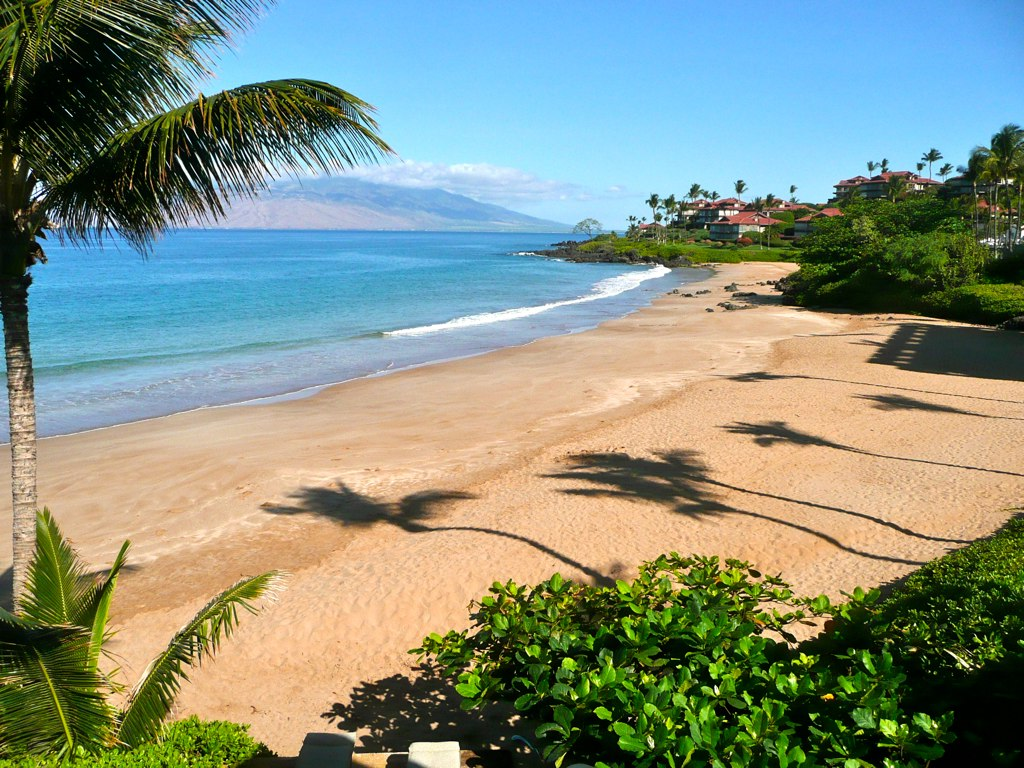 Polo Beach At Maui, Hawaii