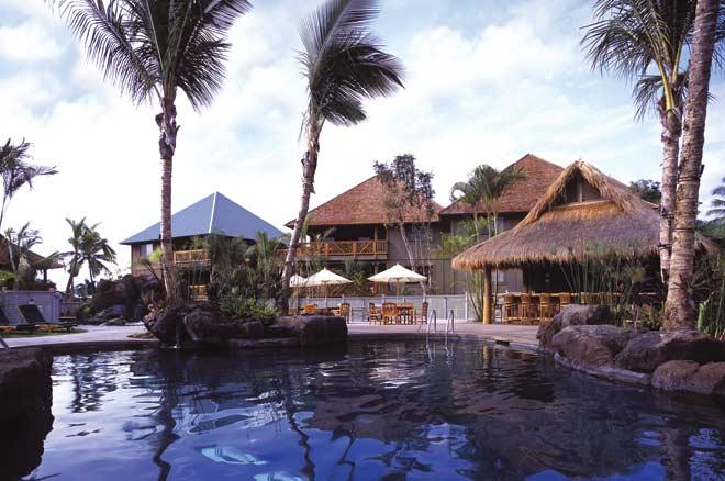 Wyndham Kona Hawaiian Resort - Hawaii on a Map
