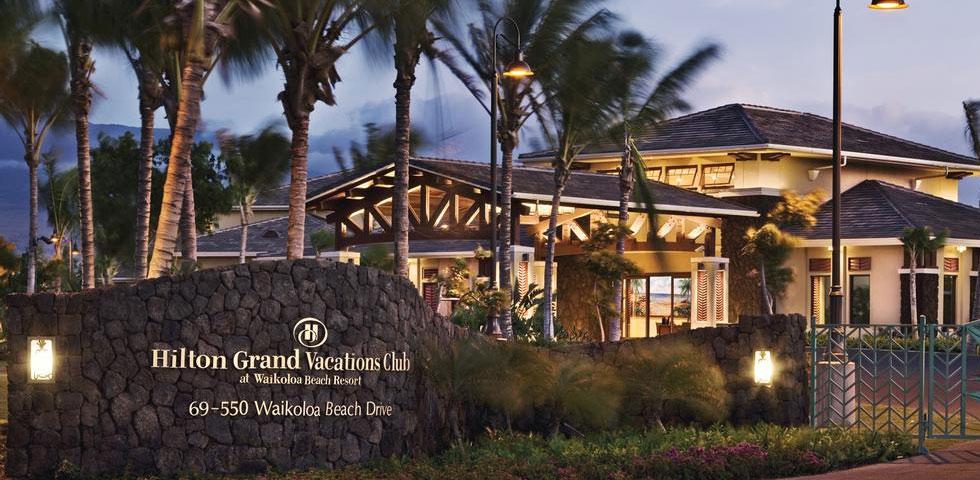 Hilton Grand Vacations Kohala Suites at Waikoloa Beach Resort ...
