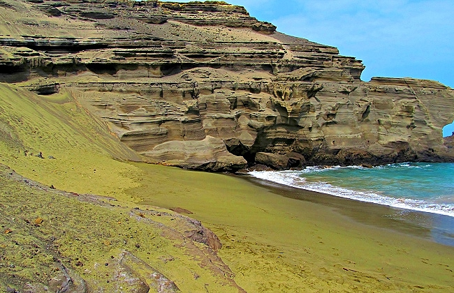 Green Sand Beach Hawaii Weather